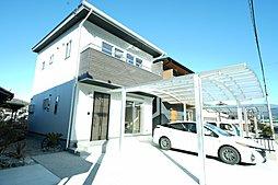 恵那市長島町中野 建売住宅A棟の外観