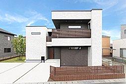 <太田市藤阿久町>注文住宅の新築住宅1棟 充実したアクセスと設備をご用意の外観