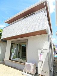 垣内町新築戸建て全4区画の外観