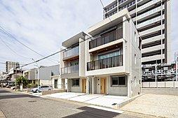 【鉄筋コンクリート住宅】PRIVATE MANSION 昭和区「川名」の外観