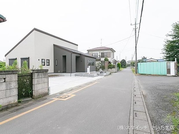 さいたま市西区大字飯田新田 新築