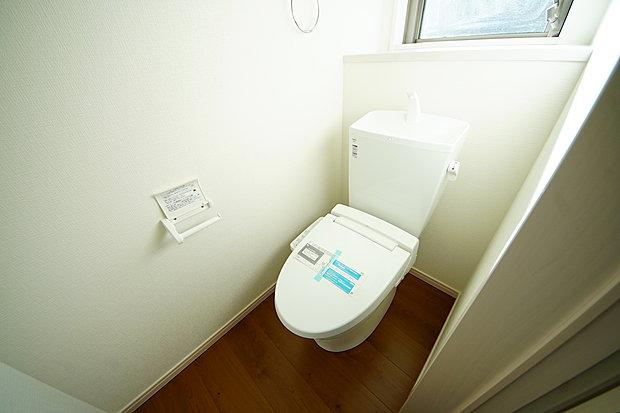 【トイレ】トイレは1.2階ともにございます