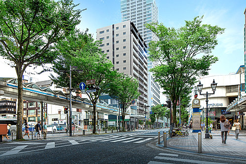 クリオ横須賀中央