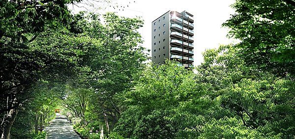 リビオ大宮氷川参道ザ・テラス