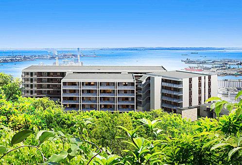 クレストレジデンス横浜 SKY VIEW SHIOMIDAI