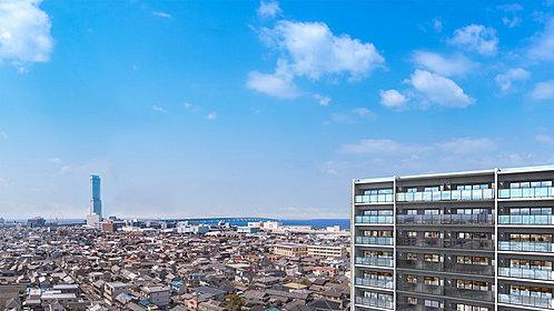 ユニハイム泉佐野駅前通り