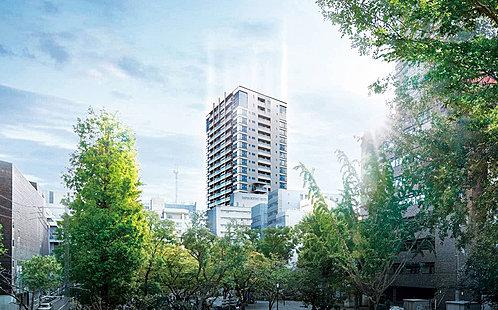 プレサンス レジェンド 大阪新町タワー