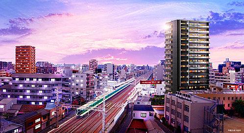 プレサンス ロジェ 野江駅前