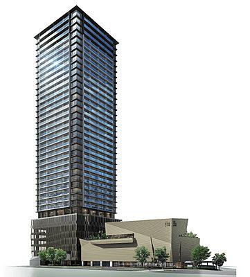 Brillia Tower西新
