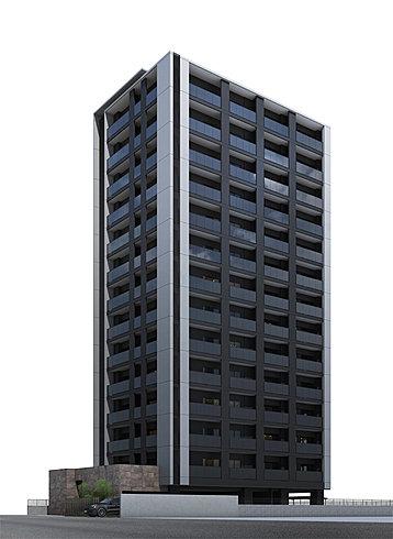 「DEUX・RESIA OHORI PROJECT(仮称)」(デュ・レジア大濠プロジェクト)