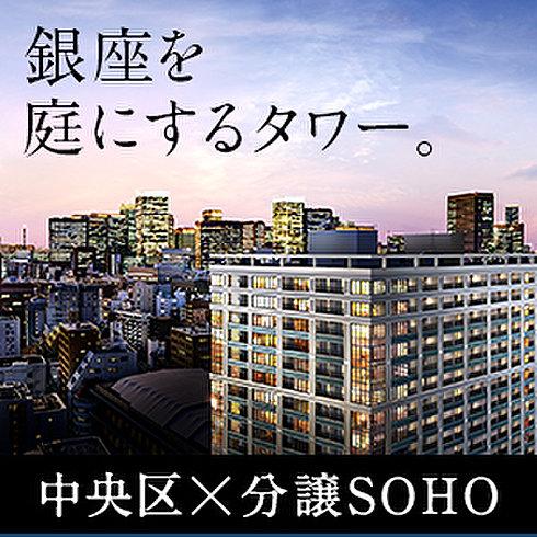 シティタワー銀座東(分譲SOHO)