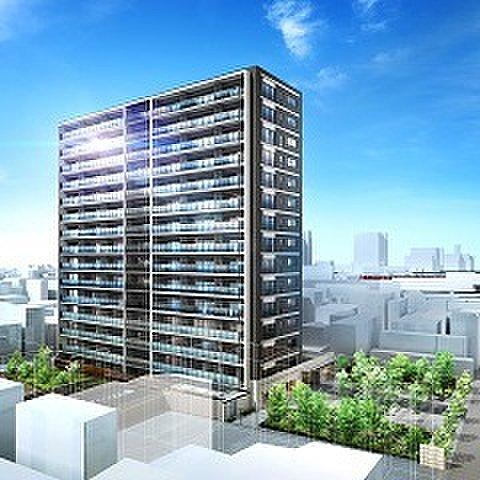 (仮称)住友不動産 北田辺駅前プロジェクト