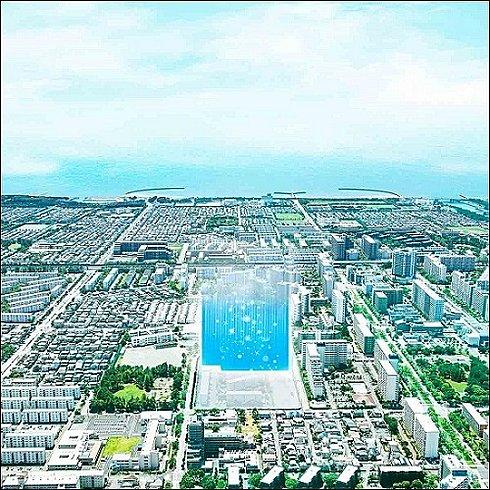 (仮称)検見川浜マンション計画 A街区