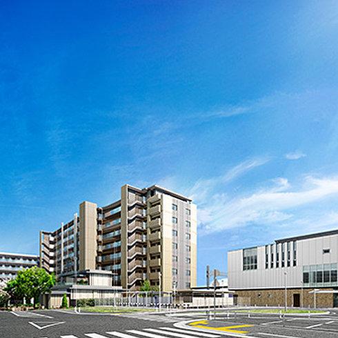 (仮称)JR「摩耶」駅徒歩1分プロジェクト