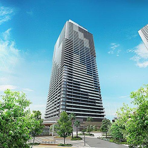 幕張ベイパーク ミッドスクエアタワー