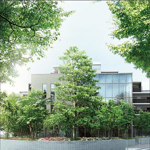 ザ・パークハウス 津田沼前原ガーデン ブルームヒルズ(B街区)