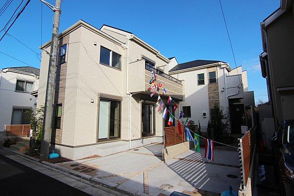 ブルーミングガーデン東村山富士見町全2棟
