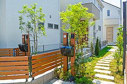 小金井市貫井北町1丁目のデザイナーズ住宅