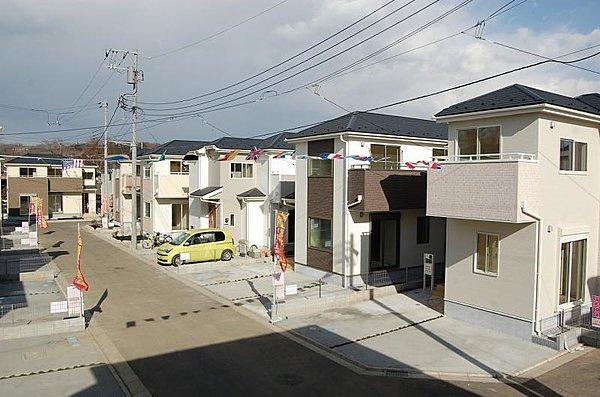 新築分譲住宅全18棟残5棟