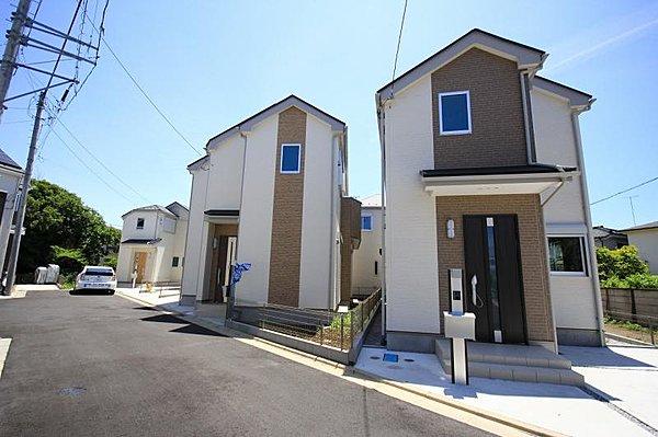 中野上町第7期 新築分譲住宅