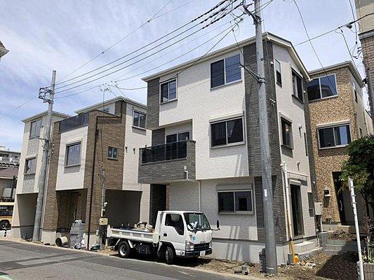 茅ヶ崎市十間坂2丁目の新築分譲