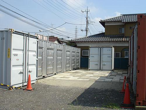 コンテナくん野田店