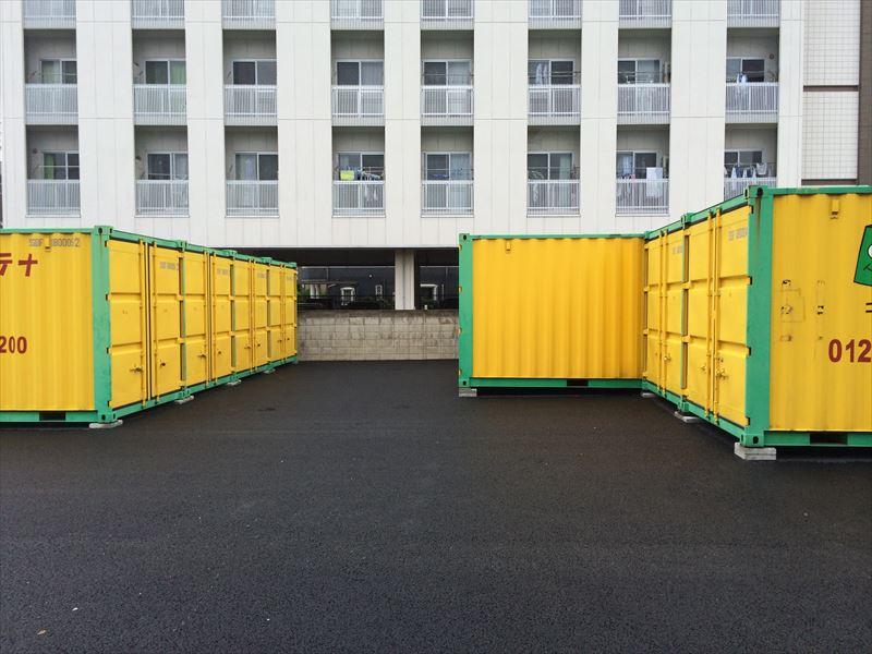 コンテナくん前川4丁目店