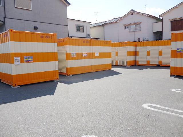 オレンジコンテナ松原P-2