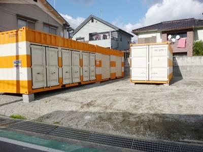 オレンジコンテナ富田林P-1