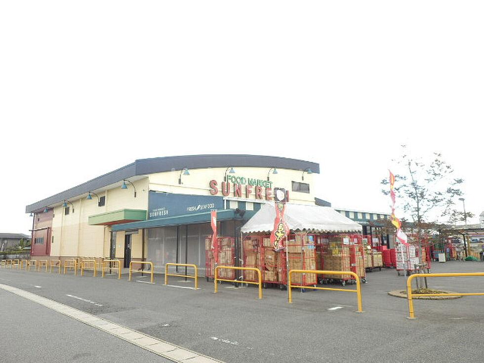 周辺(スーパーサンフレッシュ豊明本店まで1966m)