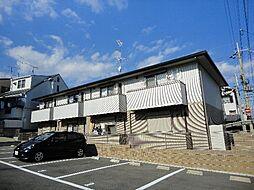 阪急京都本線 東向日駅 徒歩10分の賃貸アパート