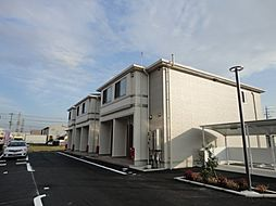名鉄名古屋本線 岐南駅 徒歩20分の賃貸アパート