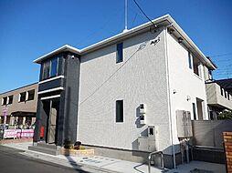 西武拝島線 西武立川駅 徒歩18分の賃貸アパート
