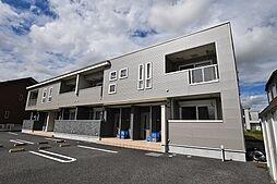 JR東北本線 矢板駅 バス5分 水道庁舎下車 徒歩3分の賃貸アパート