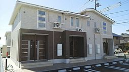 JR水戸線 結城駅 徒歩26分の賃貸アパート