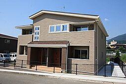 JR香椎線 宇美駅 バス14分 西鉄障子岳バス停下車 徒歩2分の賃貸アパート