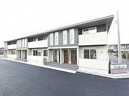 JR水戸線 新治駅 徒歩6分の賃貸アパート