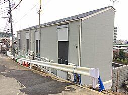 東急東横線 日吉駅 徒歩9分の賃貸アパート