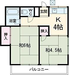 川越駅 4.0万円