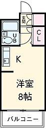 星ヶ丘駅 3.5万円