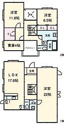 一社駅 32.0万円