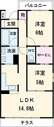 上社駅 9.8万円
