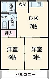 岩塚駅 4.2万円