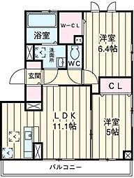 北上尾駅 8.3万円
