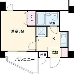 高畑駅 3.3万円