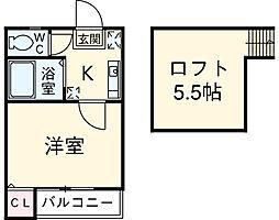黄金駅 4.0万円