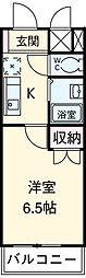 森下駅 4.0万円