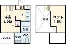 浄心駅 4.8万円