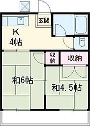 高幡不動駅 3.5万円