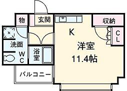 吹上駅 8.6万円